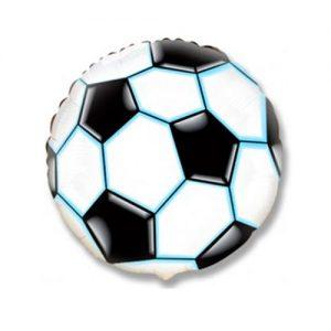 Фольгированный шар «Футбольный мяч»