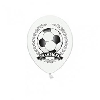 гелиевый шар футбол