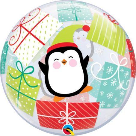 шар баблс пингвин