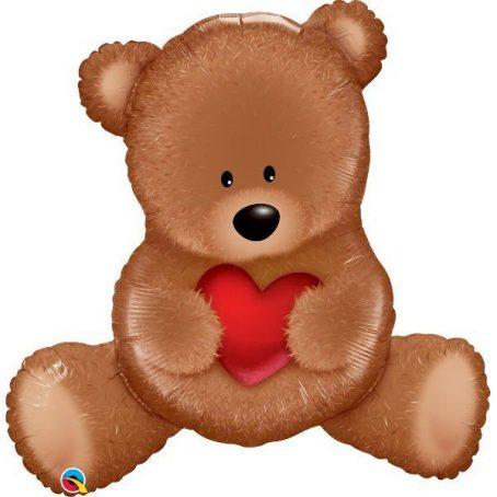 купить фольгированного медведя
