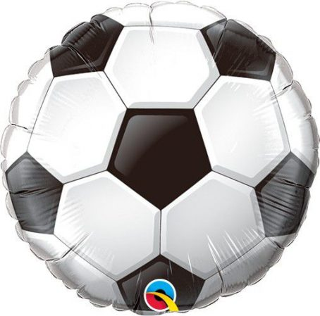 шар - футбольный мяч