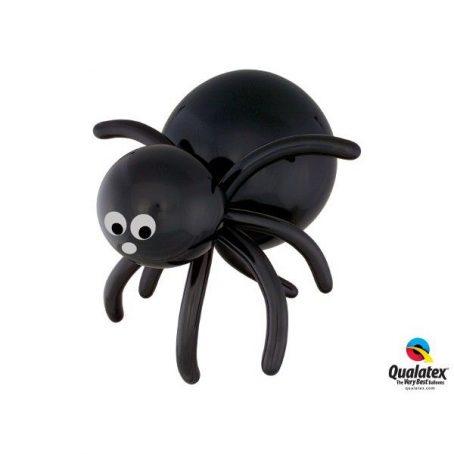 паук из воздушных шаров