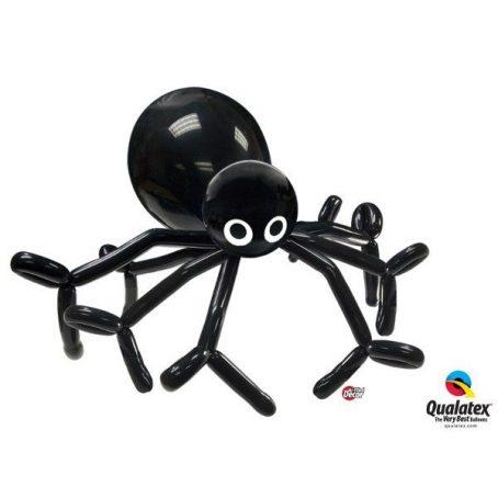 паук малютка из шариков