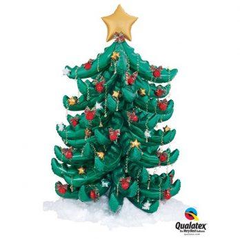 Фигура из шаров «Рождественская ель»