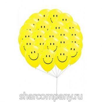 Гелиевые шары «Смайлы»