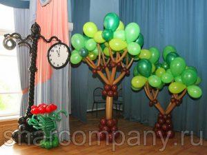 Декорации для тематических школьных мероприятий