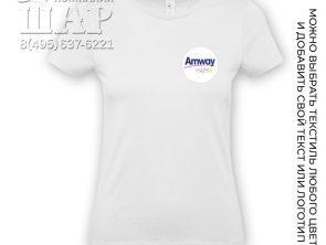 футболка для промоутера