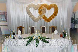 Украшение свадьбы в кафе Новогиреевское