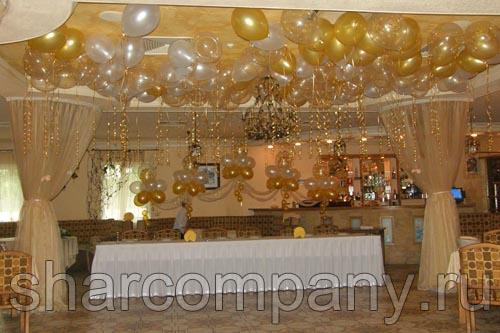 Свадьба в бело-золотой гамме