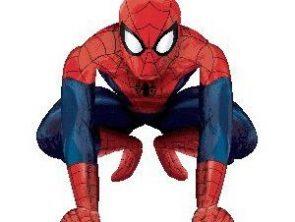 Ходячий шар «Человек- Паук»