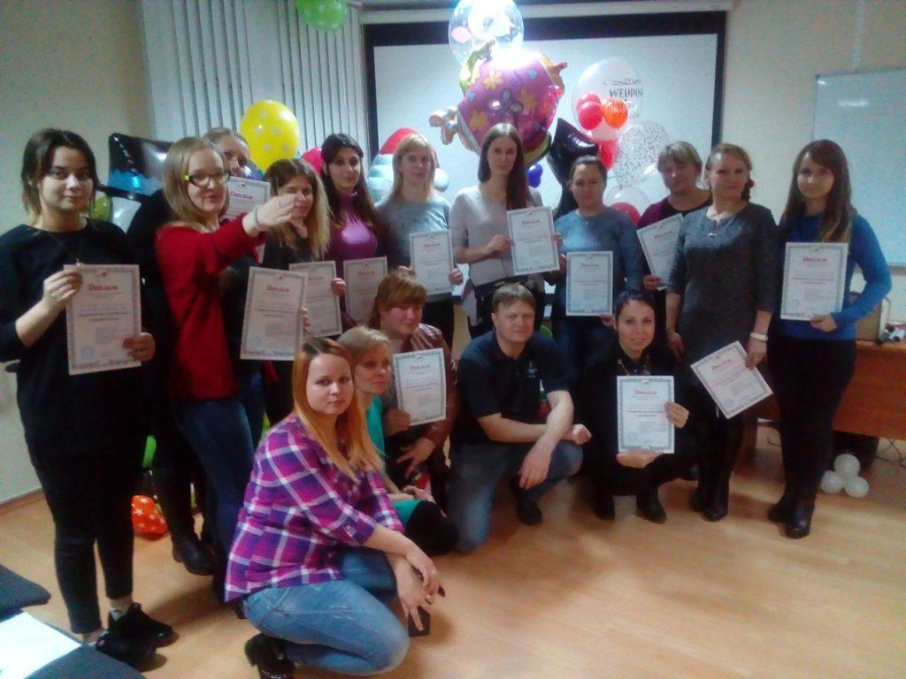 обучающий семинар о воздушных шарах