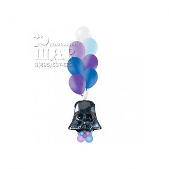 Букет из шаров «Звёздные воины»