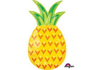 гелиевый шар ананас