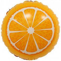 гелиевый шар апельсин