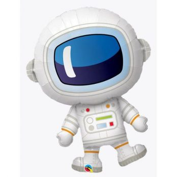 """Фольгированный шар """"Космонавт"""""""