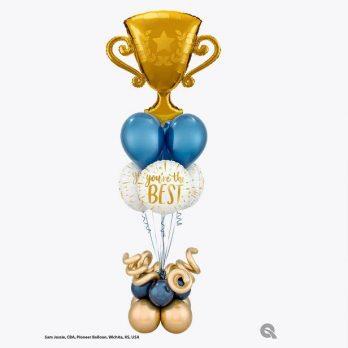 Букет из шаров «Лучшая награда»