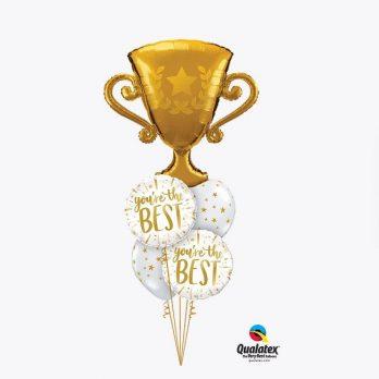 Букет воздушных шаров «Победа»