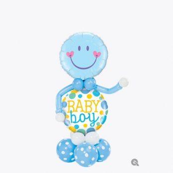 Фигура из шаров «Мальчик»