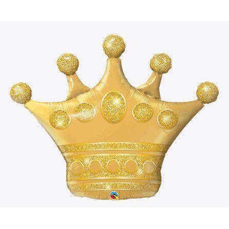 """Фольгированный шар """"Корона"""""""