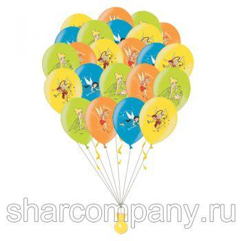 """Облако воздушных шаров """"Феи"""""""