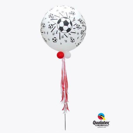 """Большой воздушный шар """"Вперед к победе"""""""
