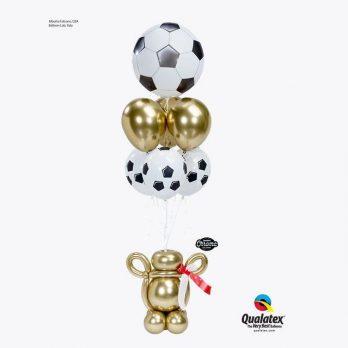 Букет из шаров «Победа любимой команды»