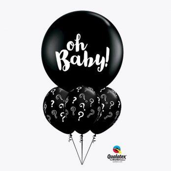 Большой воздушный шар «Мальчик или Девочка?»