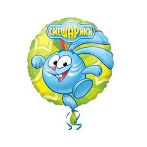 фольгированный шар смешарики