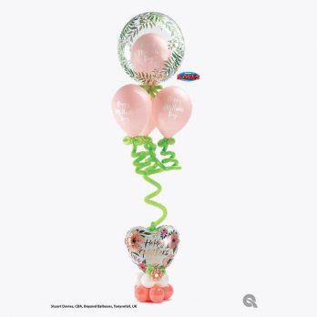 Букет шаров «Цветочная фантазия»