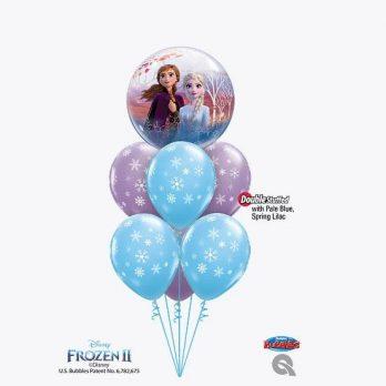 Букет воздушных шаров «Сестры»