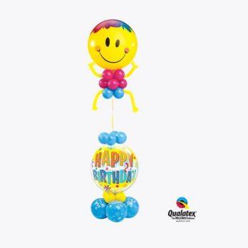 Фигура из шаров «Веселый человечек»
