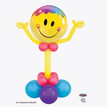 Фигура из шаров «Улыбайтесь чаще»