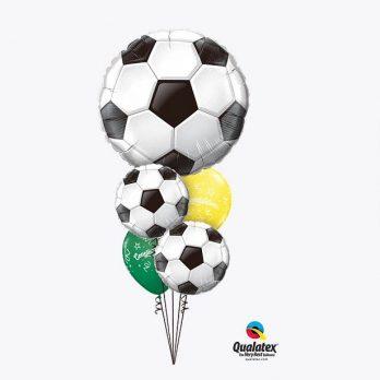 Букет воздушных шаров «Финал чемпионата»