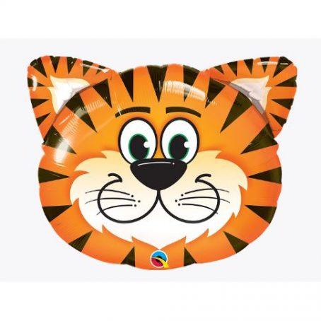 """фольгированный шар """"Тигр"""""""