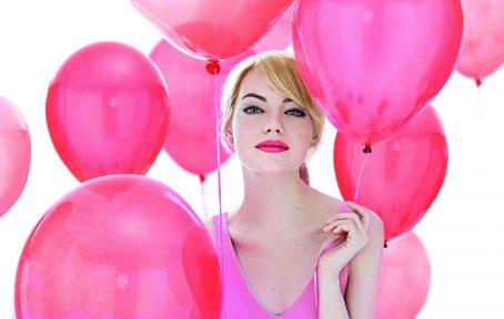 Воздушные шары как у Эммы Стоун