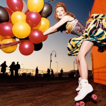 Воздушные шары как у Кайли Миноуг
