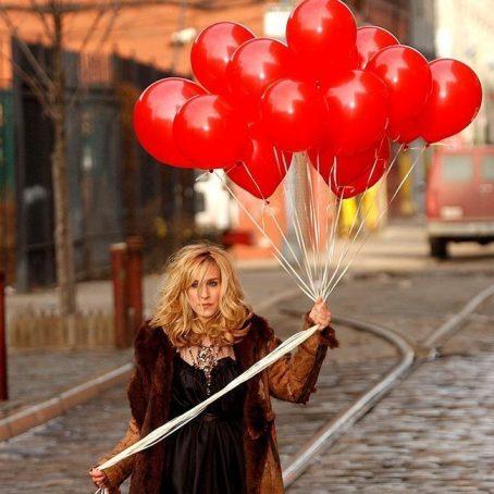Воздушные шары как у Сары Джессики Паркер