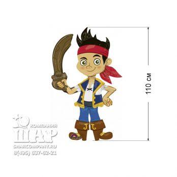 Ходячий шар «Пират»