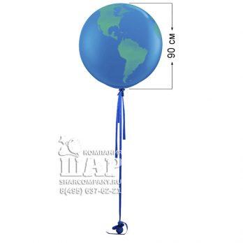 Большой шар «Планета Земля»