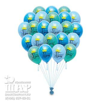 """Гелиевые шары """"Маленький принца"""" купить"""